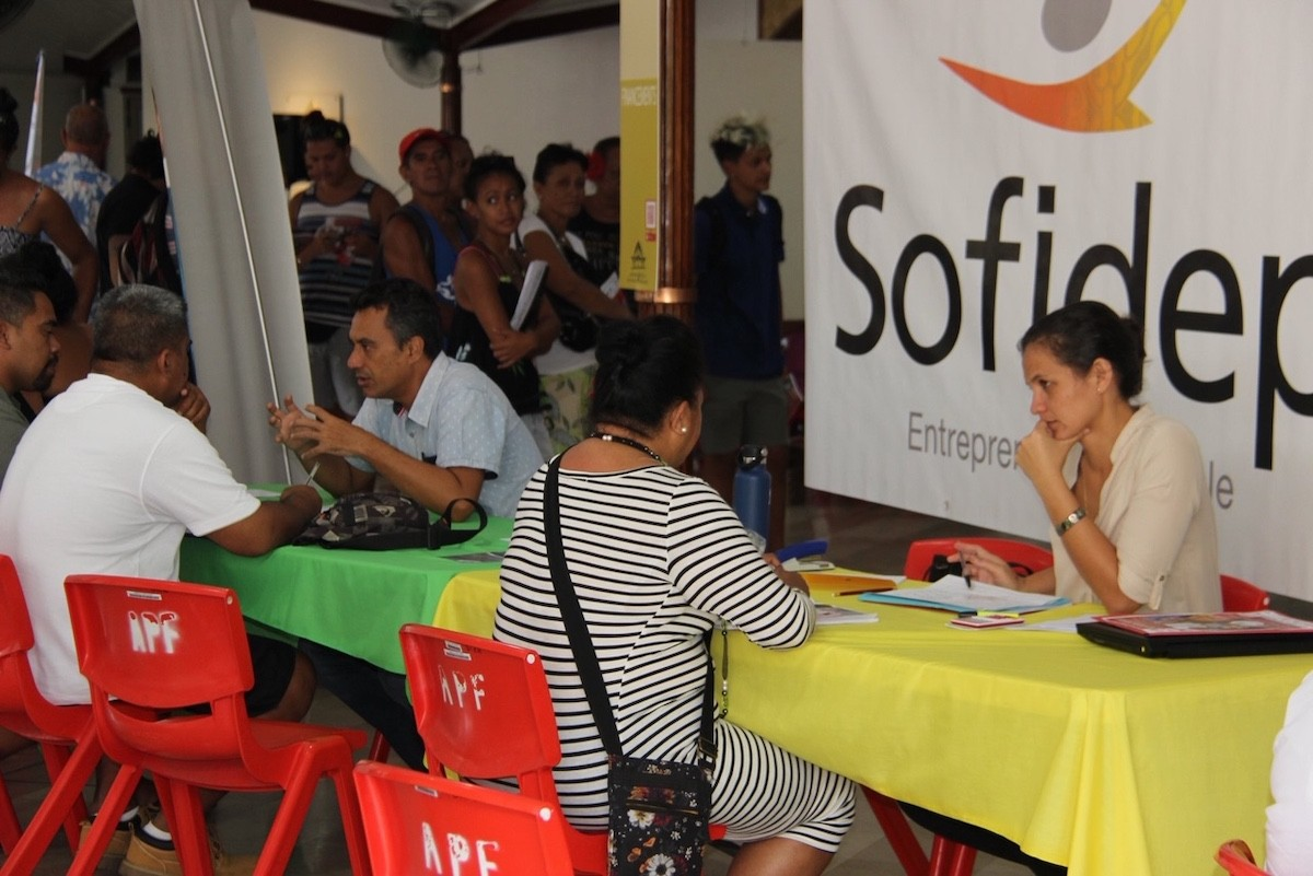 La Sofidep, partenaire Gold du Digital Festival Tahiti - Tech4Islands